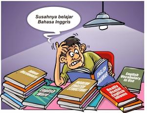 Image result for susahnya belajar bahasa inggris